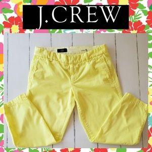 J. Crew ankle length pants